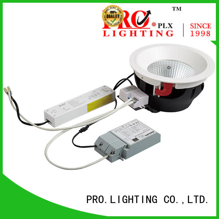 stable led downlight 6000k kit personalized for dance hall