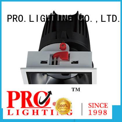 PRO.Lighting design led downlight 4000k factory price for dance hall
