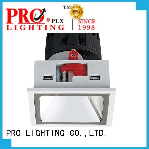 PRO.Lighting launched led downlight 4000k supplier for ballroom