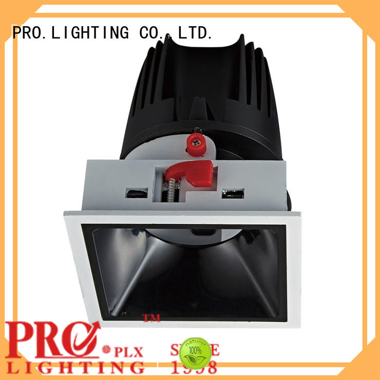 sturdy surface downlight square factory price for ballroom