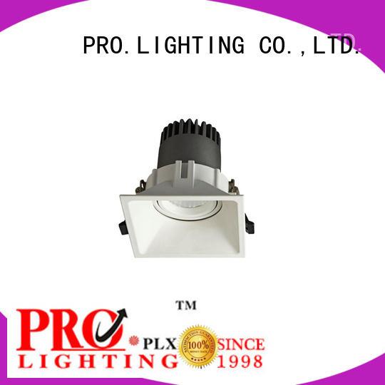 PRO.Lighting stable Spot Downlight supplier for dance hall