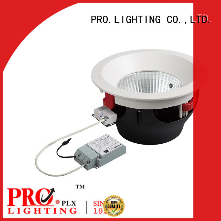 professional led downlight 4000k round personalized for shop