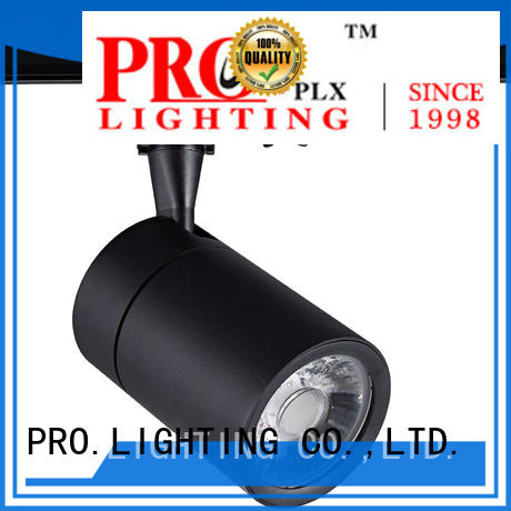 PRO.Lighting excellent flexible track lighting factory for home