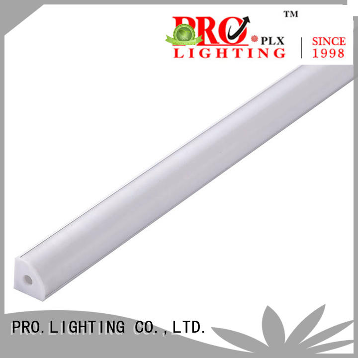 PRO.Lighting sturdy suspended led linear lighting personalized for hospital