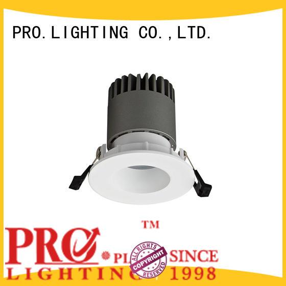 PRO.Lighting certificated spot downlight led factory price for ballroom