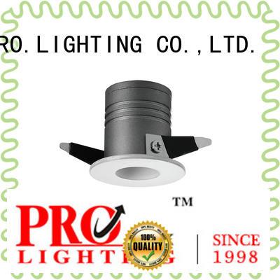 PRO.Lighting approved spot led light design for stage