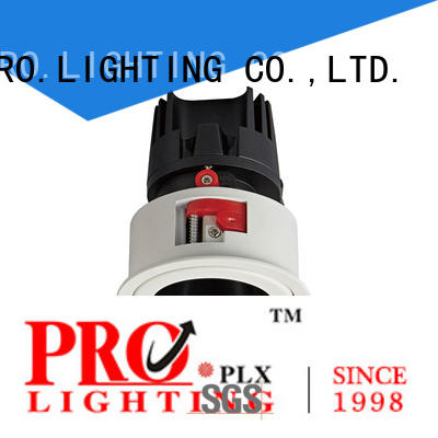 professional recessed led downlight 50w supplier for restaurant