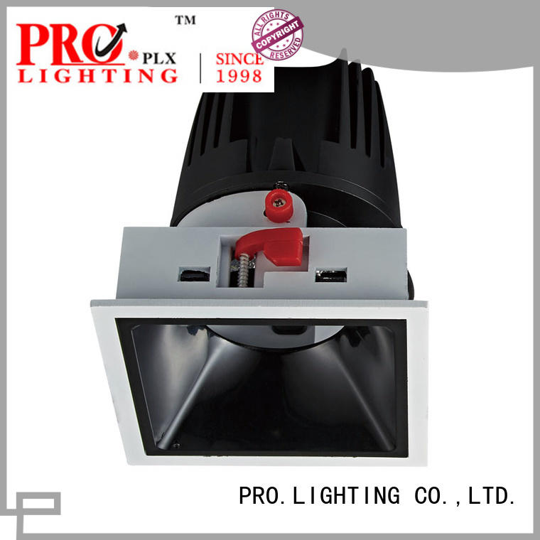 PRO.Lighting recessed led downlight globes wholesale for restaurant