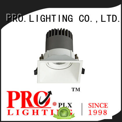 PRO.Lighting stable led downlight spot for stage