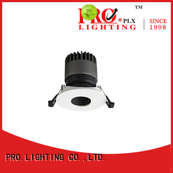 certificated spot downlight led factory price for stage