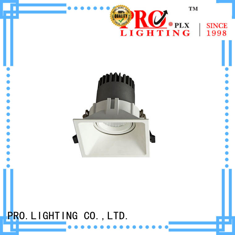 PRO.Lighting certificated spot downlight led supplier for restaurant