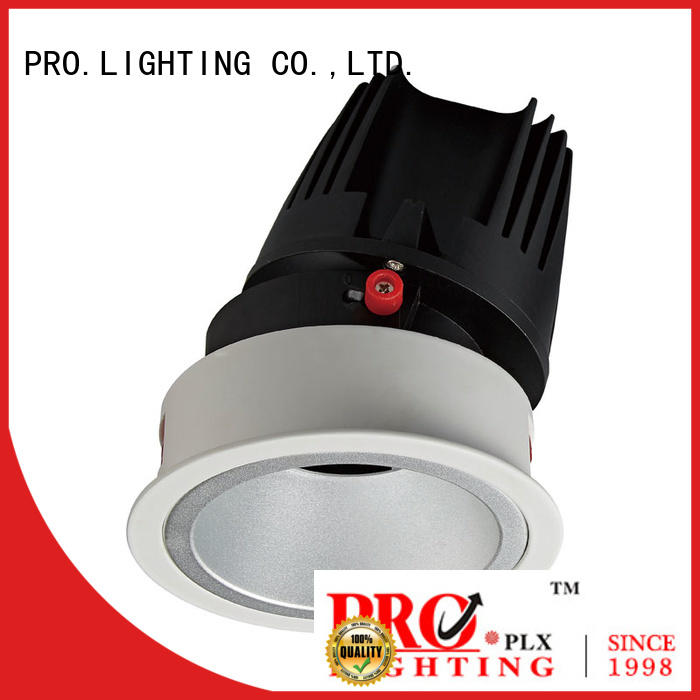 PRO.Lighting certificated recessed wall washer personalized for cabinet