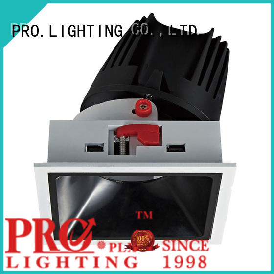 PRO.Lighting stable wall washer light fixtures factory price for business center