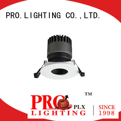 certificated spot led downlight personalized for shop