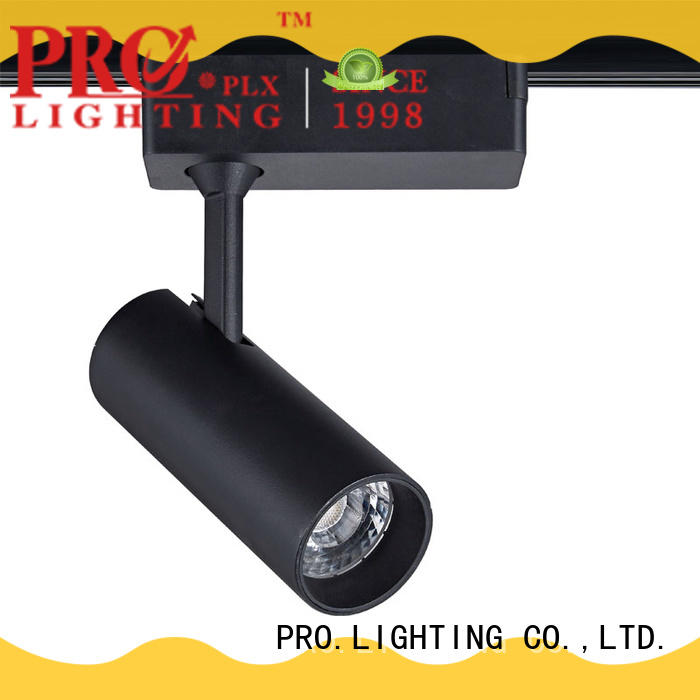 PRO.Lighting efficient 2 wire track light inquire now for dance hall