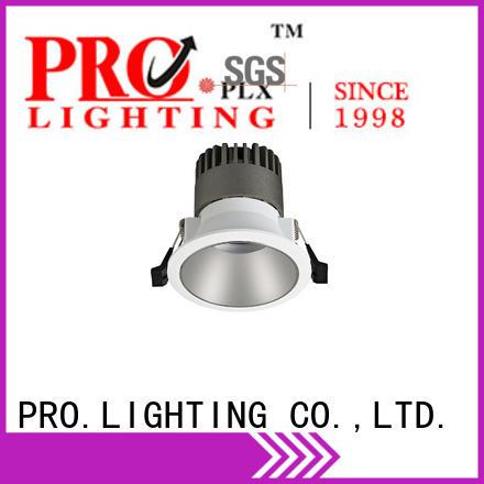 PRO.Lighting stable osram led downlight supplier for dance hall