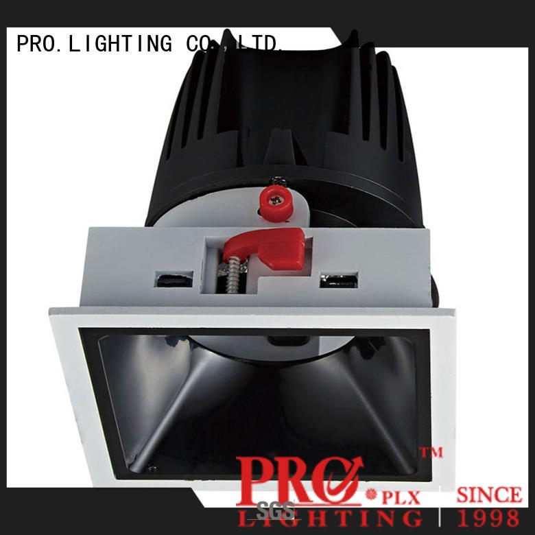 PRO.Lighting professional waterproof downlights factory price for dance hall