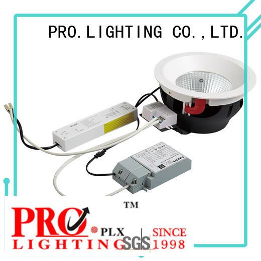 antiglare downlight design kit for stage PRO.Lighting