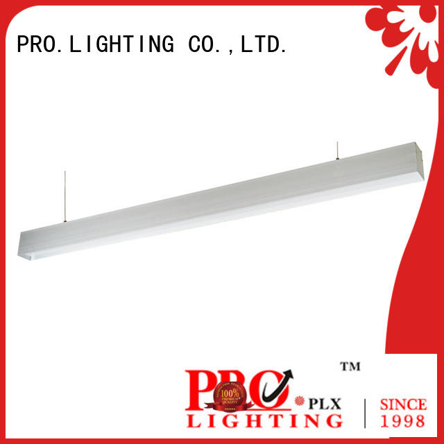 sturdy led linear pendant light mounted supplier for museum