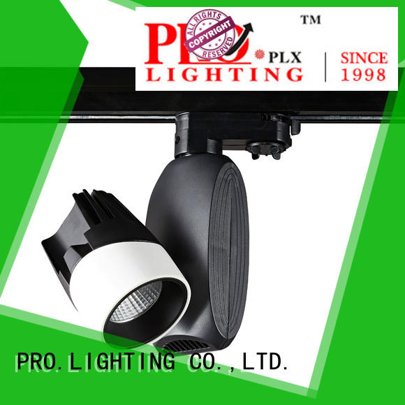 PRO.Lighting unique track lighting fixtures with good price for ballroom