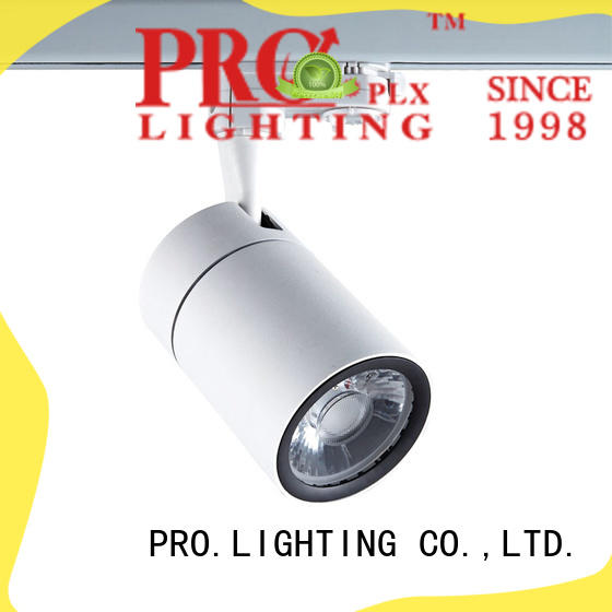PRO.Lighting efficient wall mounted track lighting factory for ballroom
