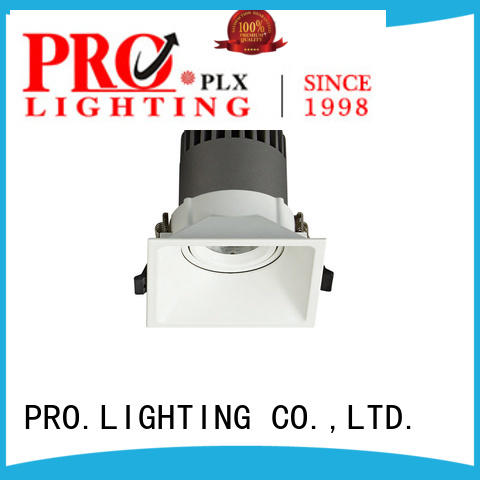 PRO.Lighting modular spot downlight personalized for dance hall