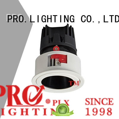 PRO.Lighting stable 110mm downlight supplier for dance hall