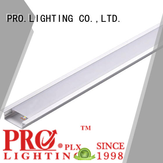 PRO.Lighting sturdy linear light personalized for office