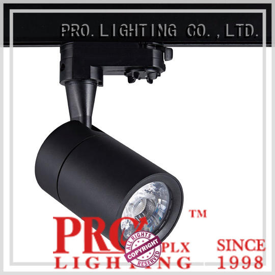 PRO.Lighting adaptor dimmable track lighting design for stage