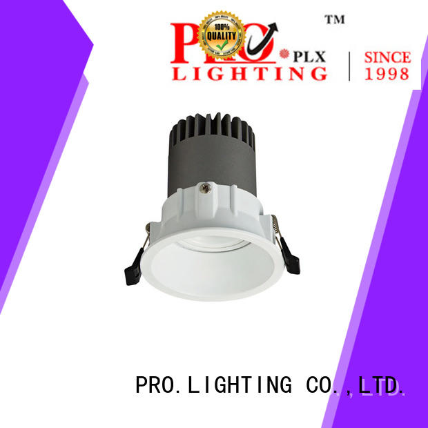 certificated spot downlight led wholesale for dance hall
