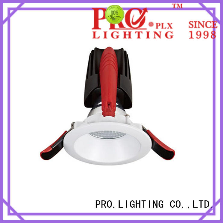 PRO.Lighting sturdy dimmable led downlights wholesale for shop