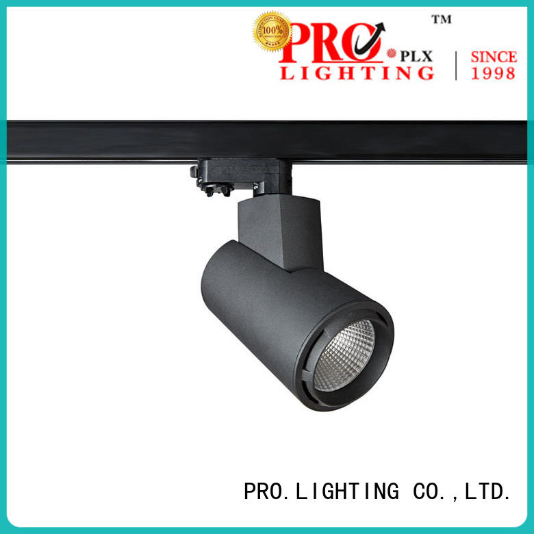 PRO.Lighting approved flexible track lighting inquire now for stage