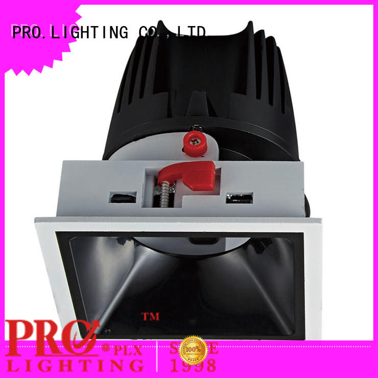 PRO.Lighting certificated cob downlight wholesale for dance hall