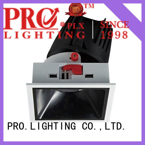 stable oem lighting recessed factory price for convention center