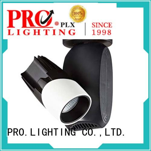 approved industrial track lighting 15w with good price for ballroom