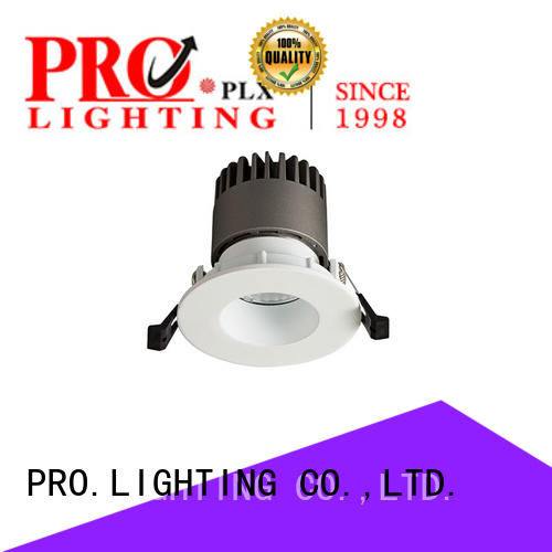 PRO.Lighting certificated osram led downlight personalized for shop