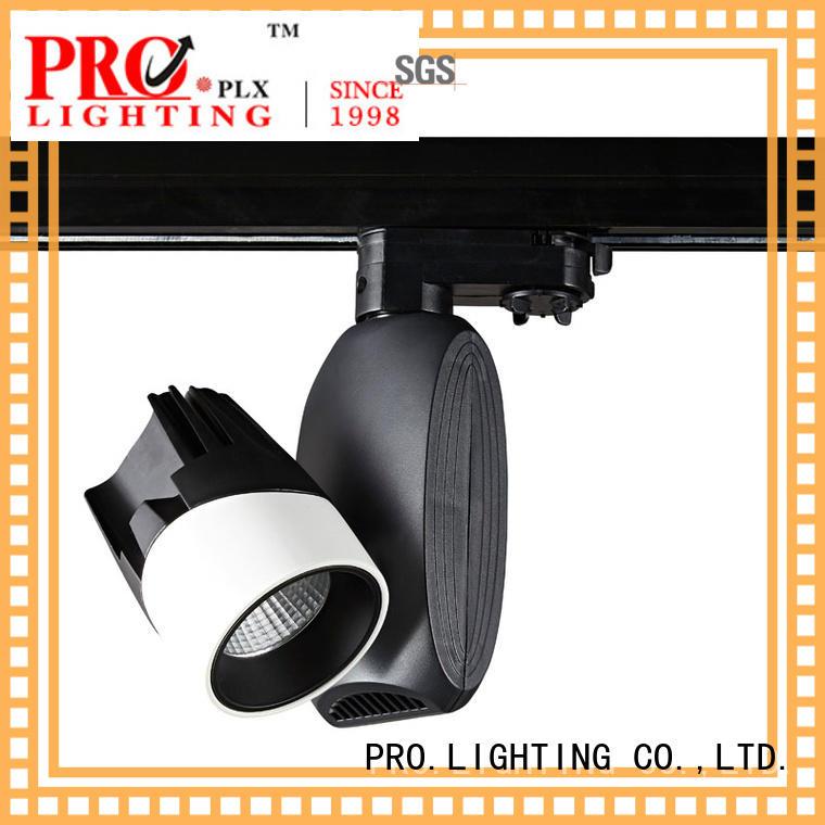 PRO.Lighting wire brass track lighting design for ballroom