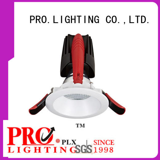 PRO.Lighting stable led recessed down lights wholesale for ballroom
