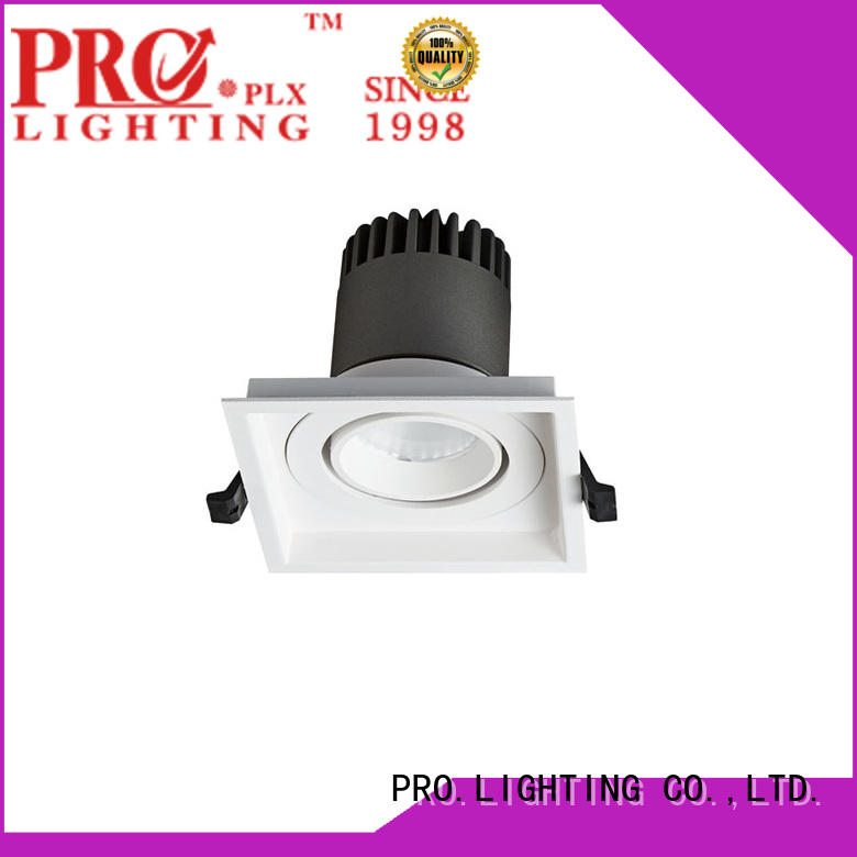 PRO.Lighting sturdy spot led downlight factory price for stage