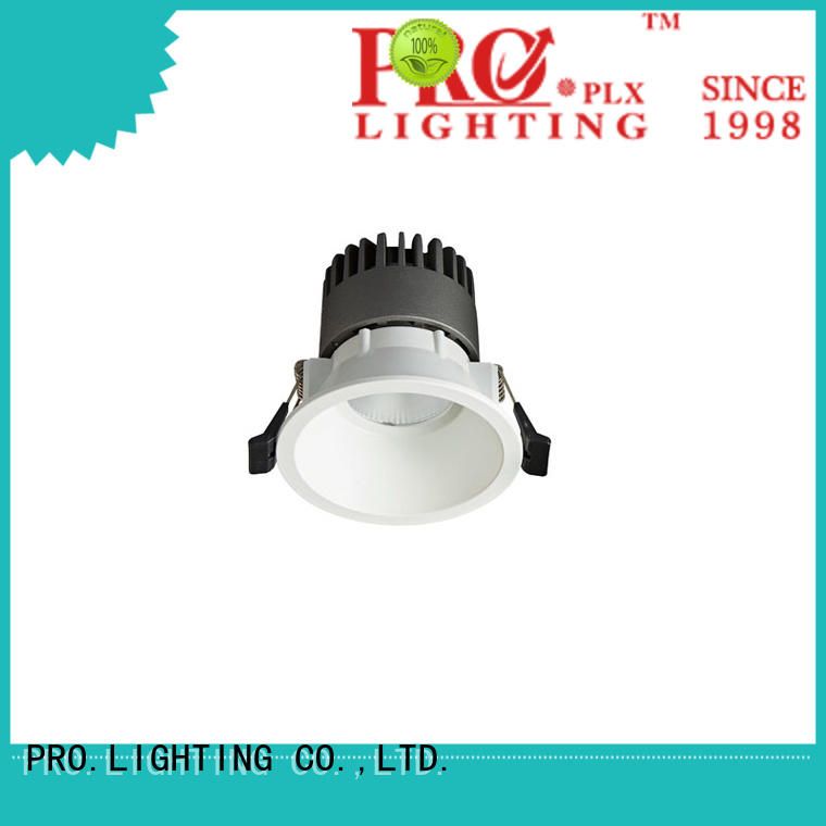 PRO.Lighting certificated spot downlight led factory price for stage