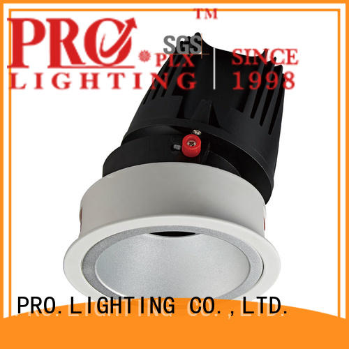 PRO.Lighting 15w wall washer downlight factory price for business center