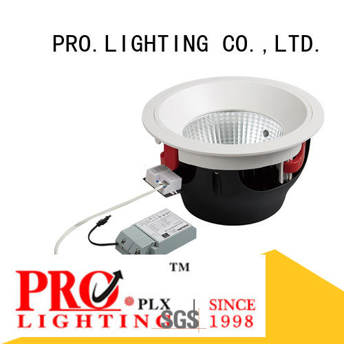 PRO.Lighting quality low profile downlights supplier for stage