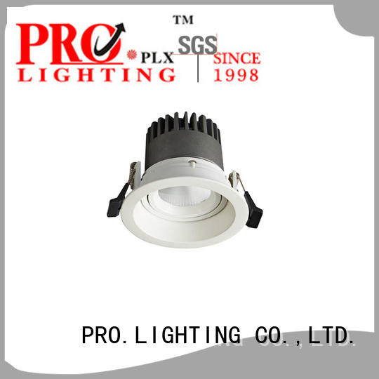 PRO.Lighting sturdy spot led downlight supplier for stage