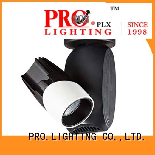 PRO.Lighting elegant track lighting fixtures with good price for ballroom