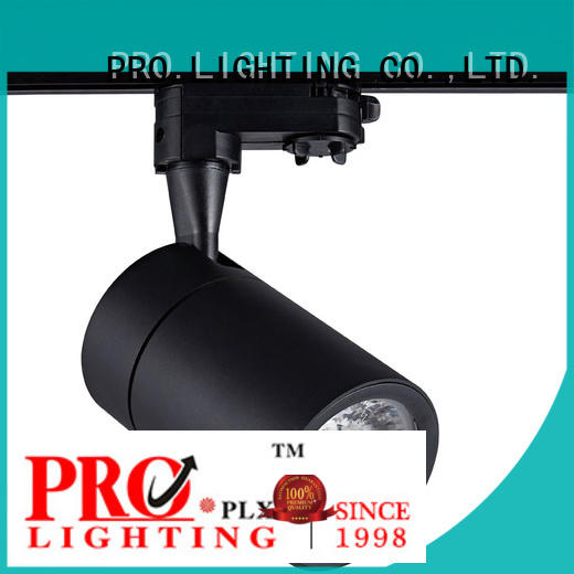 PRO.Lighting low industrial track lighting design for stage