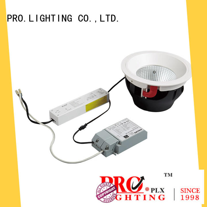 sturdy led ceiling downlights down wholesale for restaurant