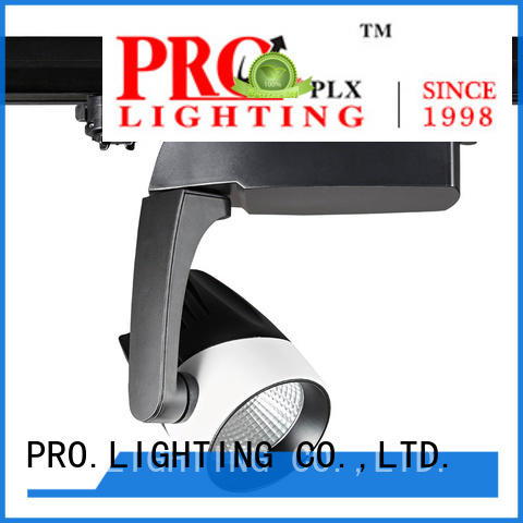 elegant low profile track lighting 10w with good price for ballroom