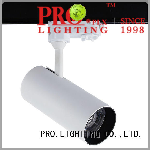 PRO.Lighting builtin ceiling track lighting with good price for dance hall