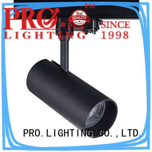 PRO.Lighting elegant suspended track lighting inquire now for stage