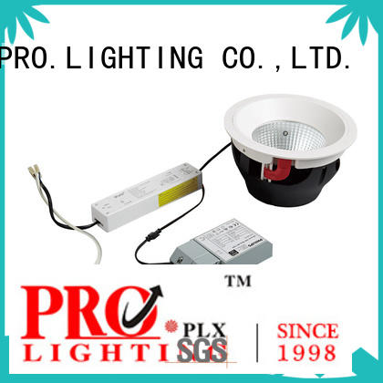 PRO.Lighting professional led ceiling downlights wholesale for restaurant